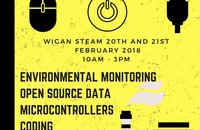 wigan steam invite to enviro hack 2 day event for teens in february 2018